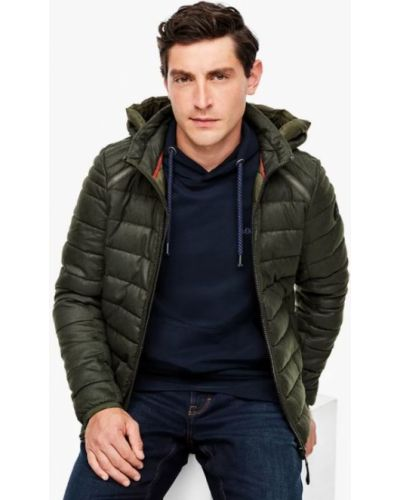 Куртка - зеленая S.oliver