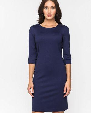 Платье прямое осеннее Gloss