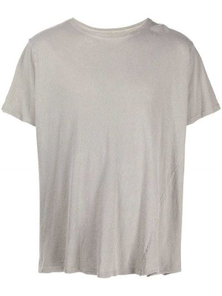 Зеленая футболка с короткими рукавами Greg Lauren
