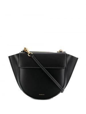 Черная сумка-тоут Wandler