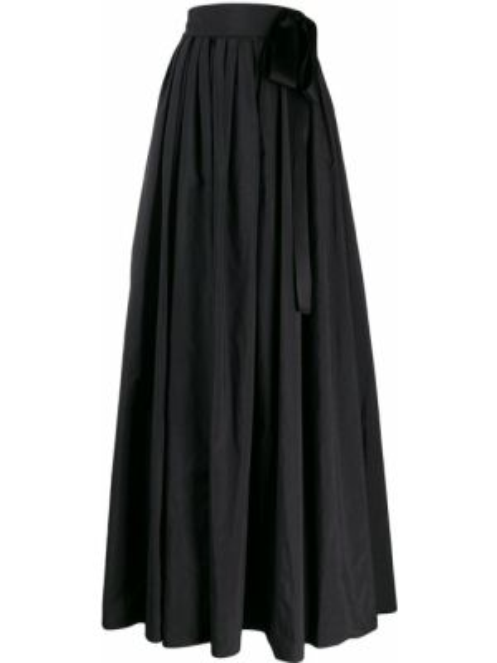Spódnica maxi ołówkowa plisowana Etro