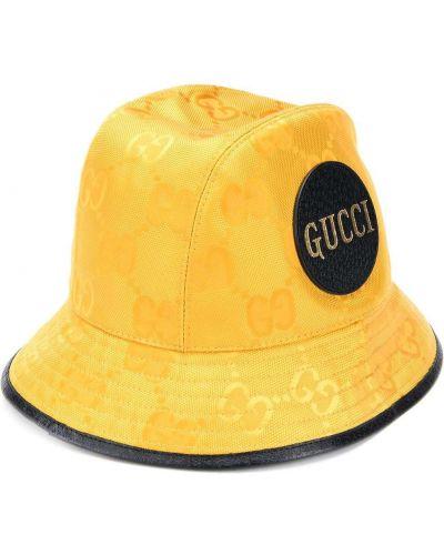 Bezpłatne cięcie bawełna kapelusz bezpłatne cięcie z łatami Gucci
