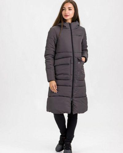 Утепленная куртка - серая Hummel