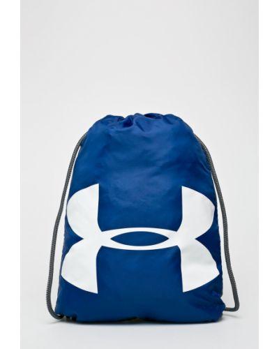 Синий рюкзак с отделениями Under Armour