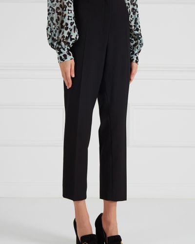Укороченные брюки со стрелками с карманами By Malene Birger