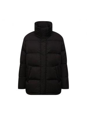 Черная куртка из полиамида Lempelius