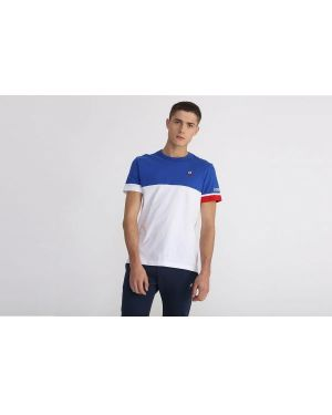 T-shirt bawełniany Le Coq Sportif