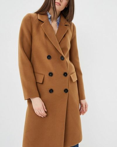 Пальто пальто двубортное Warehouse