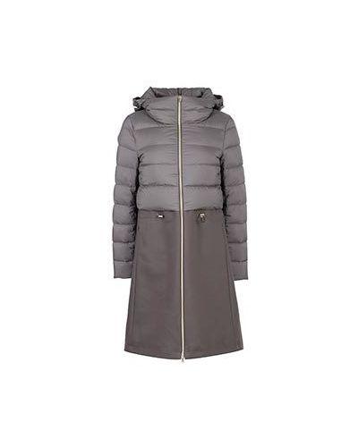 Куртка коричневая Herno