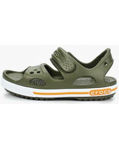 Сабо хаки Crocs