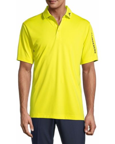 Golf - żółty J.lindeberg