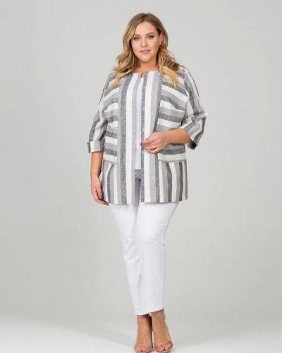 Серый пиджак Intikoma