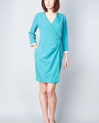 Платье - голубое Golda
