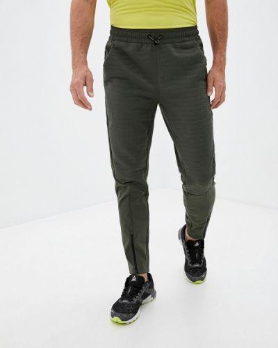 Спортивные брюки хаки Reebok