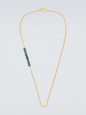 Серебряное ожерелье Elhanati