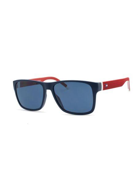 Синие весенние очки Tommy Hilfiger