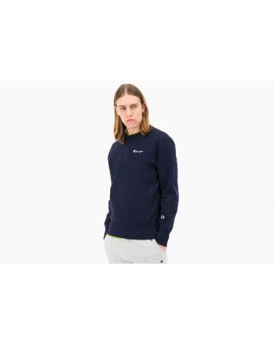 Klasyczna bluza z długimi rękawami bawełniana Champion