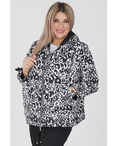Куртка с капюшоном на синтепоне с длинными рукавами Luxury