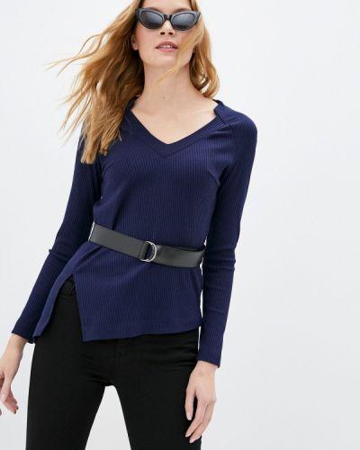 Синий пуловер Raya