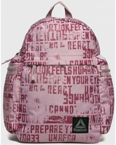 Рюкзак розовый Reebok