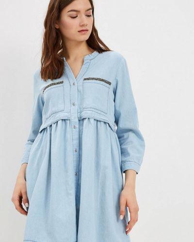 Джинсовое платье турецкий Top Secret