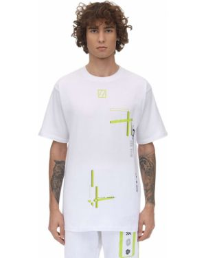 Biały t-shirt bawełniany Still Good