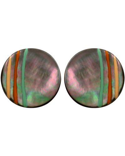 Серьги с камнями Nature Bijoux
