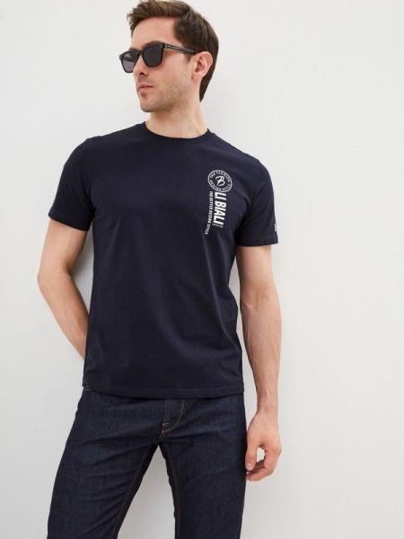 Синяя футболка La Biali