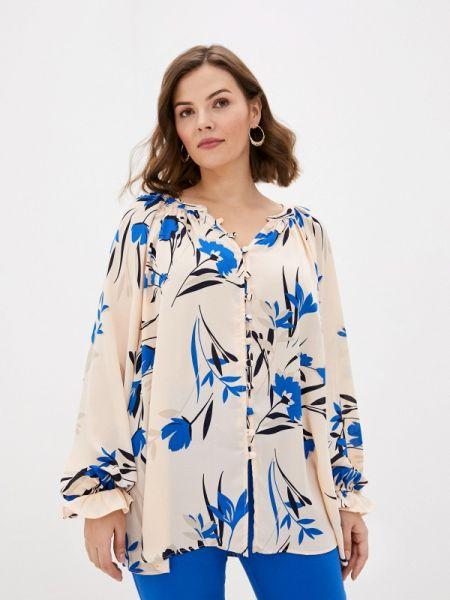 Блузка - бежевая Evans