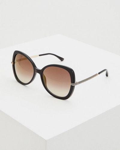 Солнцезащитные очки круглые Jimmy Choo