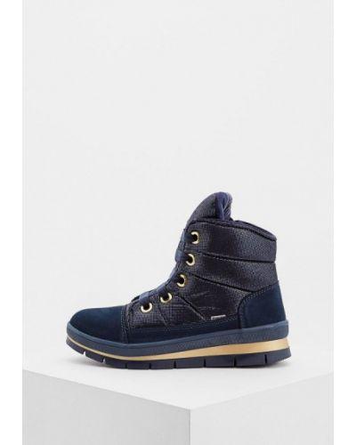 Ботинки осенние замшевые Jog Dog