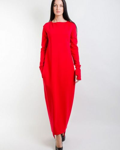 Платье осеннее прямое Kriza