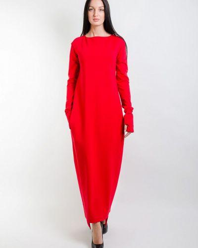 Платье - красное Kriza