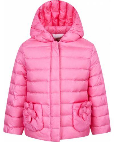 Розовая куртка Il Gufo