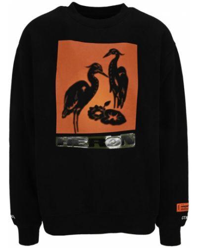 Bluza z printem Heron Preston