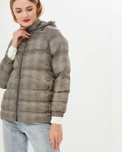 Коричневая куртка Tiffosi