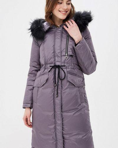 Утепленная куртка - серая Rosso-style