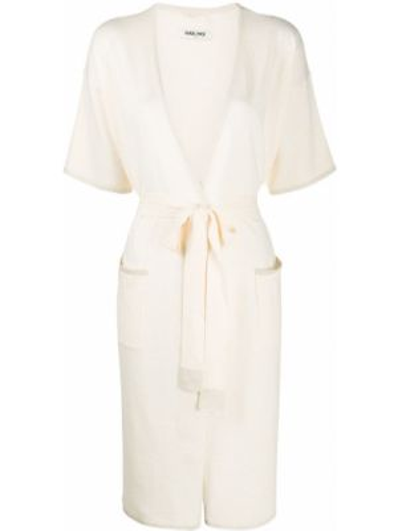 Платье мини с запахом с рукавами Max & Moi