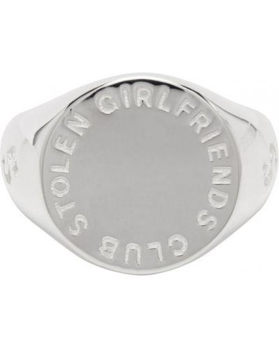 Pierścionek srebrny Stolen Girlfriends Club
