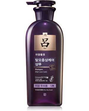 Шампунь для волос от выпадения волос кожаный Ryo