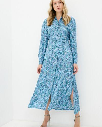 Платье - бирюзовое Mbym