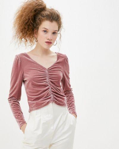 Розовый пуловер Sela