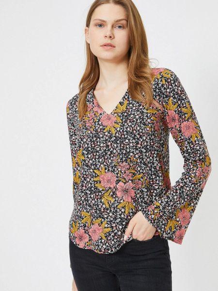 С рукавами блузка с длинным рукавом Koton