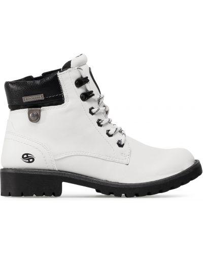 Ботинки - белые Dockers By Gerli