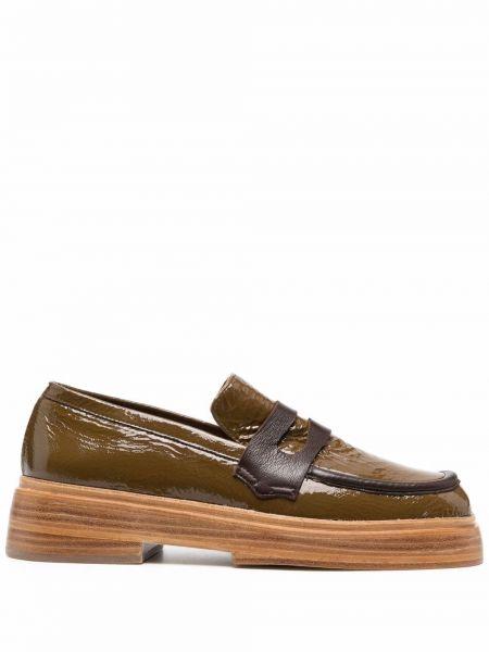 Зеленые туфли на шпильке Rejina Pyo