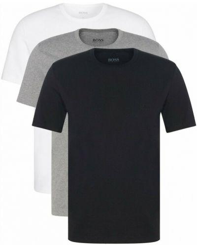 Biała t-shirt Hugo Boss