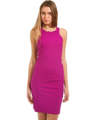 Фиолетовое платье весеннее Patrizia Pepe