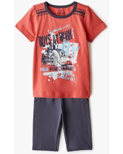 Пижамная красная пижама Baykar
