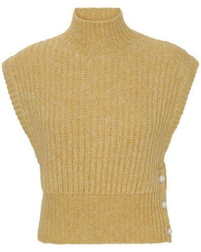 Brązowy sweter Custommade