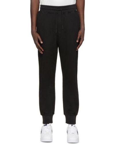Czarne spodnie Rochambeau